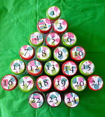 diy baby food jar advent calendar teacher by trade mother by