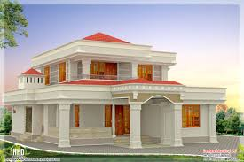 Luxury Home Design Kerala Contemporary India House Plan 2185 Sqft Kerala Home Design Modern