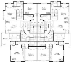 square house floor plans best 25 square house plans ideas on