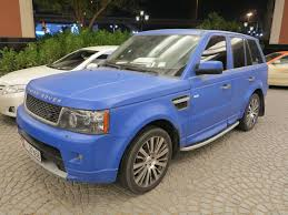 land rover range rover sport matte black matte blue purple range rover sport supercharged youtube