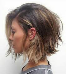 choppy bob hairstyles for thick hair gig calculator 10 trendy short hairstyles for women with thick