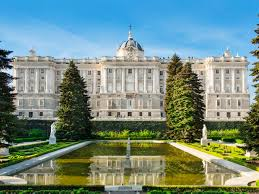 royal palace of madrid one of the largest and most beautiful