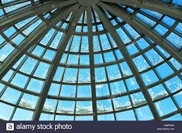 geometric pattern ceiling office building stock photo royalty