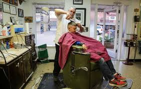 why barbershops are disappearing houston chronicle