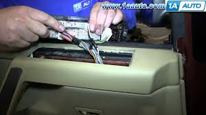 bmw electric window reset how to install replace drivers power window master switch nissan