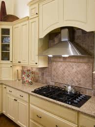 Cooktop Hoods Decor Painted Blue Stainless Steel Vent Hood For Kitchen