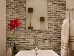 bathroom ideas hgtv adorable design for tiled bathroom ideas 15 simply chic bathroom