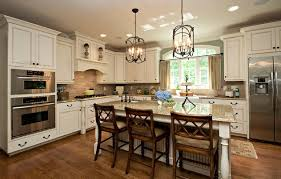 large kitchen ideas single line kitchen with an island 17 best ideas about large open