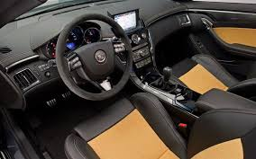 Cadillac Cts Coupe Interior Speaking Of Cadillacs Archive Audioaficionado Org
