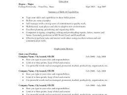 Format Resume On Word Sample Resume Word Doc Format Word Resume Template Elegant Resume