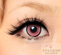 cq pink colored contacts pair cqp 9 99 colored contacts