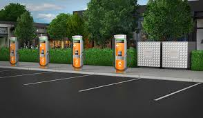 chargepoint launches express plus modular fast charging hardware