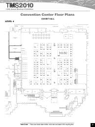 washington convention center floor plan map exbhall jpg