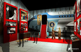 nixon library renderings of 15 million renovations and new