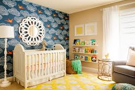 colorful baby nursery with timeless style j u0026j design group hgtv