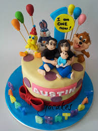 looney tunes friends cake jocakes