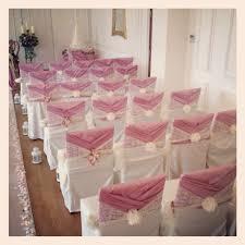 wedding chair sash wedding chair covers venue decor
