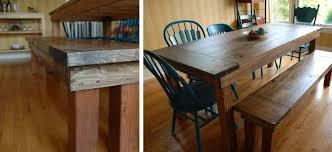 build a bench for dining table 77 diy bench ideas storage pallet garden cushion rilane