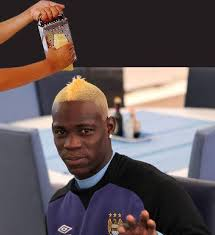 Balotelli Meme - balotelli new hair cut cheeeeeeese fansfoot you ll never