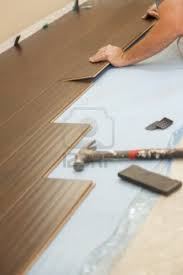 Install Laminate Flooring Over Concrete Flooring How To Installing Laminate Flooring For Modern Interior