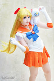 good cosplay sailor venus sailor moon pinterest sailor