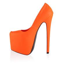 40e Womens Concealed Platform Ladies 7 Inch Stiletto Heel Court