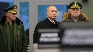 vladimir putin military putin calls trump s new security strategy aggressive