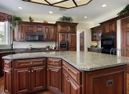 Kitchen With L Shaped Island Kitchen Island Designs Layouts Great Lakes Granite Marble