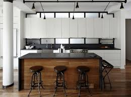 industrial mill style reclaimed wood kitchen island with regard to