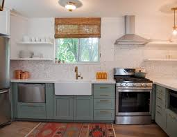 Kitchen  Painting Metal Kitchen Cabinets With Top Stripping - Kitchen cabinet kit