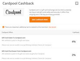 gift card reseller sell gift cards for instantly with cardpool frugal for less