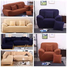 Sectional Sofa Couch by Sectional Slipcovers Ebay