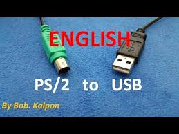 ps2 to usb how to convert a mouse ps 2 youtube