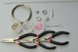 diy beaded charm bracelet images Diy crackle glass beads charm bracelet in two steps carol 39 s jpg