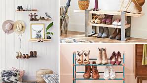 Ideas For Shoe Storage In Entryway Shoe Storage Ideas