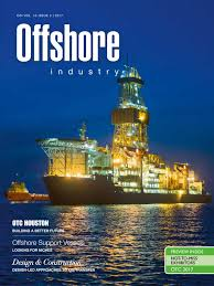 Otc Floor Crane by Offshore Industry 2017 Issue 2 By Yellow U0026 Finch Publishers Issuu