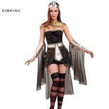Egyptian Halloween Costume Buy Wholesale Egyptian Goddess Costumes China Egyptian
