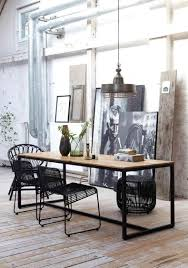 industrial dining room table sets design ideas