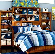 boys bedroom burnt orange and living room red and