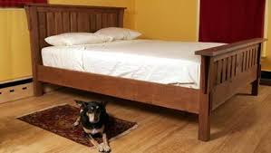 how to build a bed introduction finewoodworking