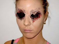 Asylum Halloween Costumes Insane Asylum Patient Haunted House Halloween Makeup Makeup