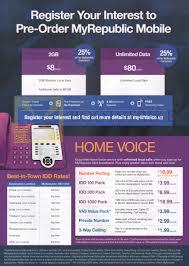 Mobile Plans by Myrepublic Mobile Plans 2gb Unlimited Data Home Voice Idd Rates