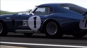 top gear daytona forza motorsport 4 top gear power laps 1965 shelby cobra daytona