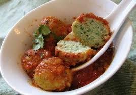 recette cuisine juive boulettes de poisson juives marocaines en sauce tomatée dafina
