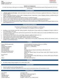 software developer resume sample lukex co