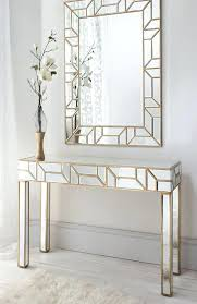 mirrored console table for sale mirrored console table vulcan sc