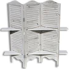 Shutter Room Divider by Cottage U0026 Country Room Dividers You U0027ll Love Wayfair