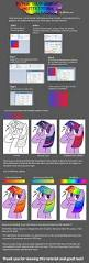 tutorial how to use paint net on drawing tutorial deviantart