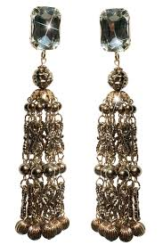 6 Beautiful Chandelier Earrings You Factory Jewelry Collection Inspired By Edie Sedgwick Steve