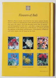 Exotic Color Names by Flowers Of Bali Amazon Co Uk Fred Eiseman Margaret Eiseman